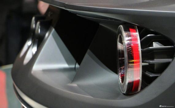 哑光福特Ford GT实拍图集