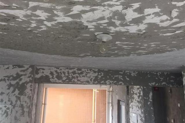 自贡新房装修迟迟未动工 只因沉板现象有隐患