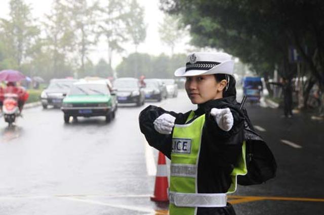 乐山旅游警察成功救助一名香港游客