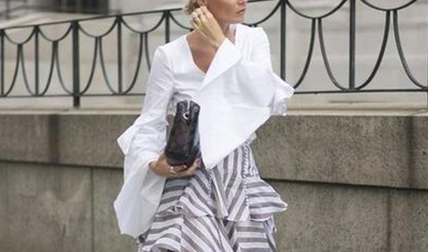 """时髦女孩不能没有一件""""戏精""""衬衫"""