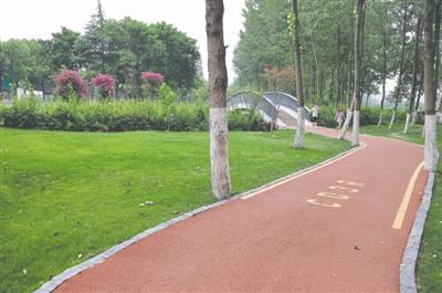 成都第一条主题绿道预计2018年建成 全长102公里