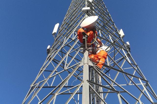 四川移动在九寨震区架起全国首个抢险10G微波