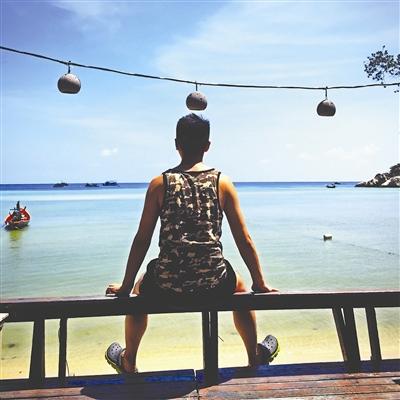 灰佐在泰国