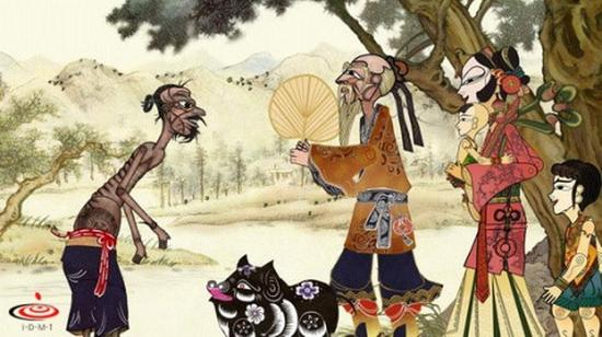 中国动画人是时候再次向皮影,剪纸等非遗技艺学习了