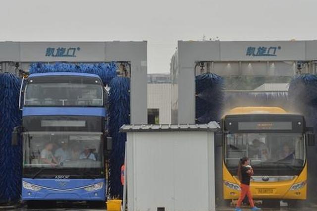 双层公交将再现成都街头 纯电动不冒黑烟