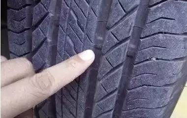轮胎即将失效5大征兆 你却没注意