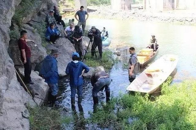 青川有两个山洞会冒鱼 央视揭迷