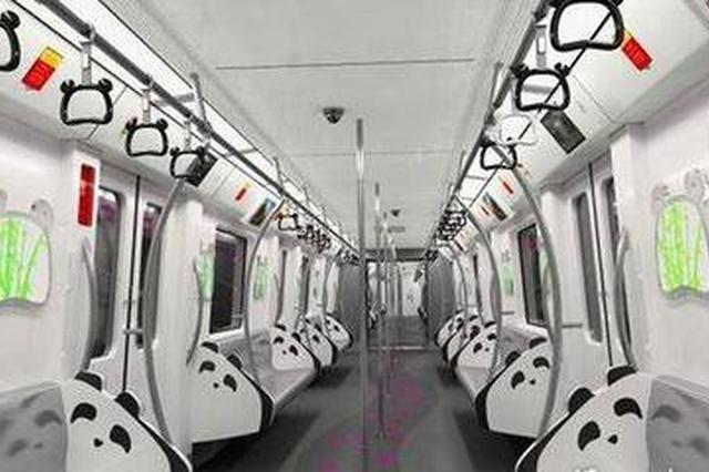 成都地铁3号线三期高架段开始架梁 预计2019年建成开通