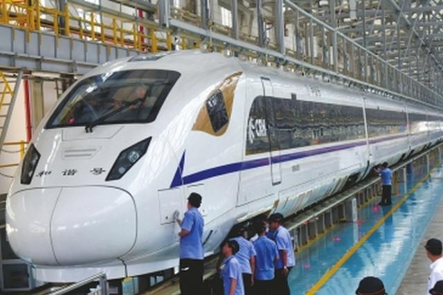 西成客专首发司机揭秘 最快试跑时速275公里