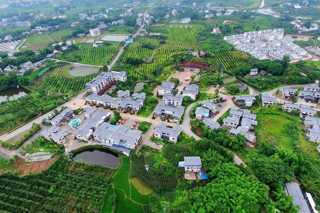 广安武胜:中国最美乡村的桃源生活
