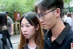 四川成都大熊猫双节受欢迎  游客文明观赏