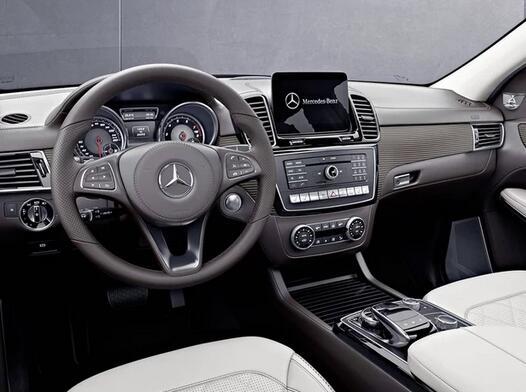 奔驰GLS特别版官图发布 新车有3款动力