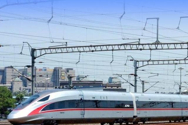 成都铁路局:渝贵铁路全线联调联试