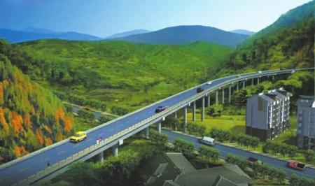 达州凤凰山山前路东段开工 系重要缓堵保畅项目
