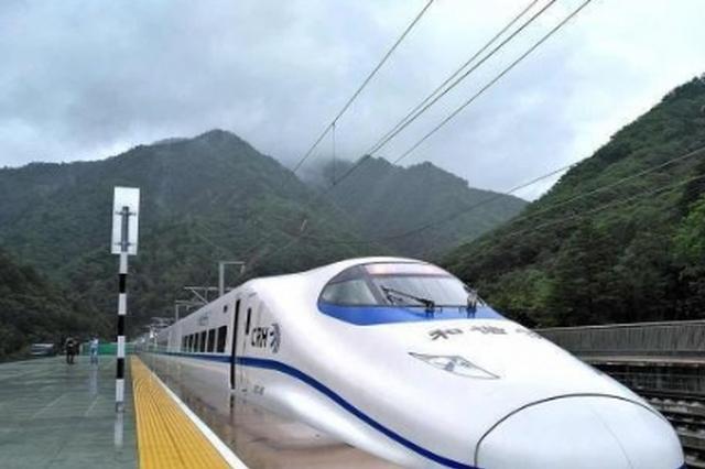 西成高铁最新预计开通时间公布:力争11月底开通