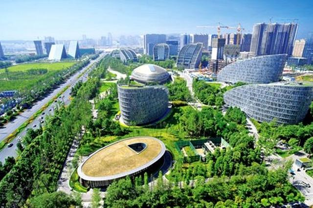 为成都市民修好绿道 为城市增加更多绿色