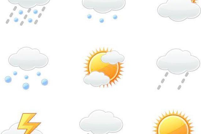 阳光匆匆离场 成都恢复阴天天气