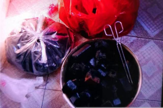 23岁眉山男子称要烧炭自杀 警察接力找了3天