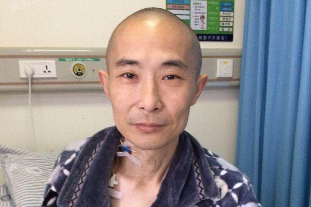 他15年无偿献血1.6万毫升 在42岁生命尽头捐出眼角膜
