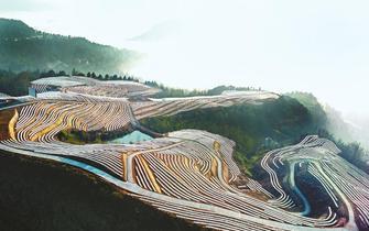 旺苍县现代农业园区美如画
