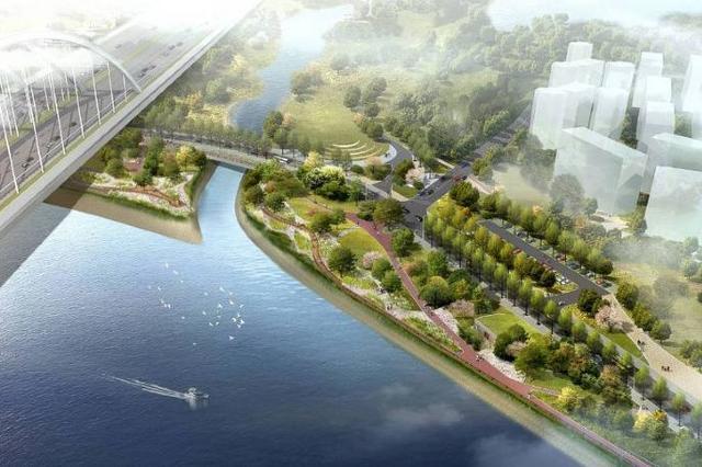 成都锦江绿道建设拟定时间表 明年上半年开工