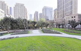成都市高新区 8个小游园向市民开放