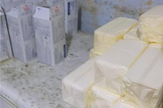 员工曝青石桥商铺奶酪改日期刮掉霉点 以次充好