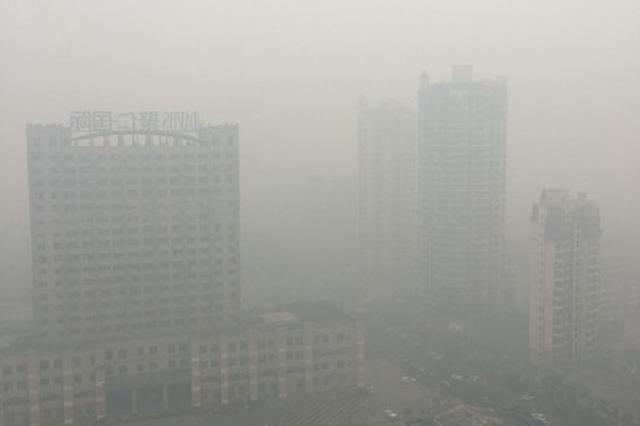 成都今冬大气污染督察分数出炉 发现问题将逗硬考核
