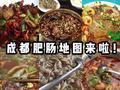 1道肥肠的烤肥肠、谢记肥肠鸡、甘记肥肠粉、双流的蘸水肥肠...
