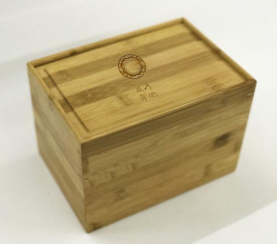 王川艺术衍生品——盖碗茶杯 外包装