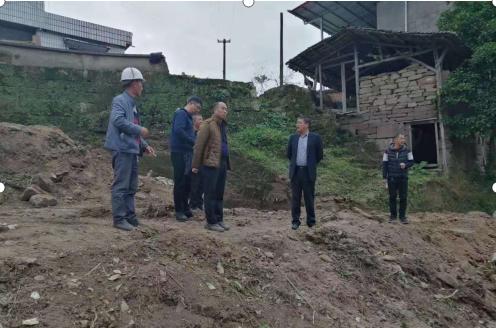 射洪市水利局开展病险水库除险加固工程质量安全检查