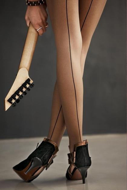 Calzedonia一条线丝袜