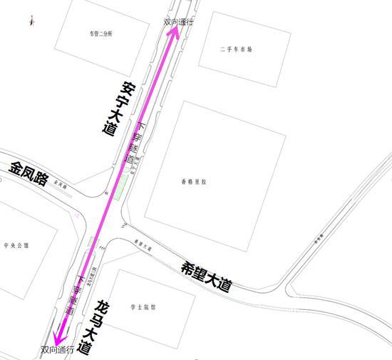 关口 沱五桥节点下穿隧道22日通车