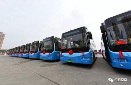 资阳公交车路线有所调整