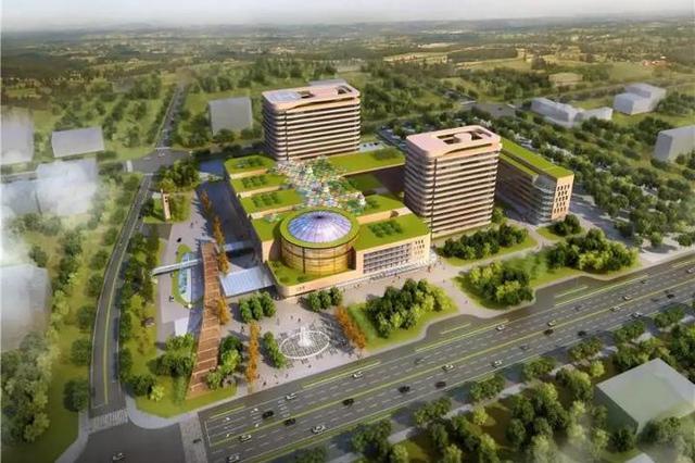 华西第二医院锦江院区6月底开业 一期共有900张床位