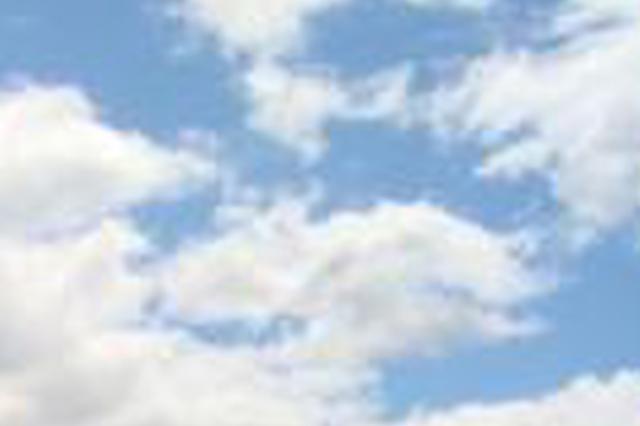 本周末乐山白天以多云天气为主 晚间部分地区或有阵雨