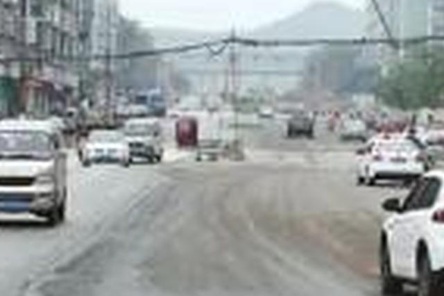 南充西华路一段18日起全封闭 市民可这样绕行