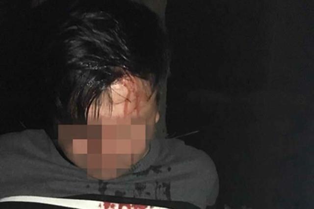 西昌男子为骗家人钱 拍摄被打照片视频编造绑架案遭行拘