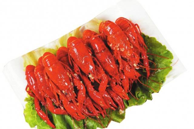 小龙虾长肥了