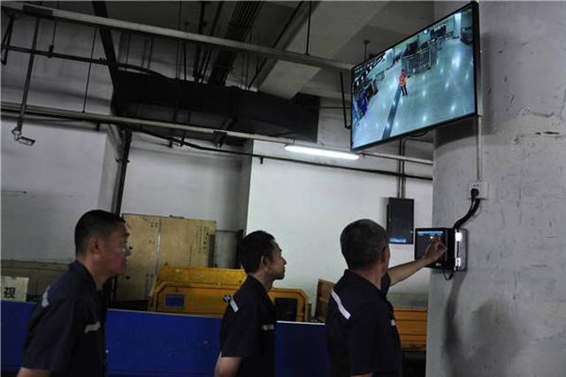 成都机场国际厅旅客进港 行李提取可视化系统昨日启用