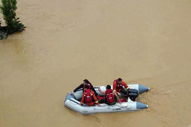 四川强降雨引发112起地灾险情 4000余人提前转移