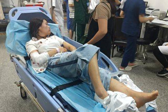 四川乐山公交车爆炸案告破 嫌疑人重伤已被警方控制