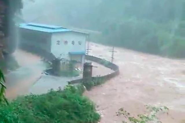 暴雨袭马边 当地紧急转移群众近3000人