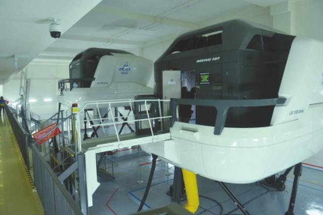 与空客波音同台竞技 川企在新加坡为全球培养飞行员