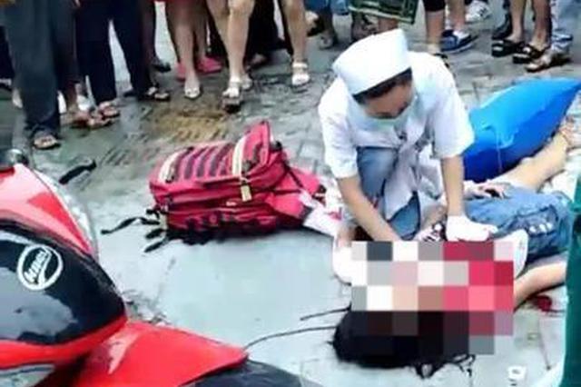 早恋之殇 四川14岁女孩背叛感情被27岁男友当街刺死