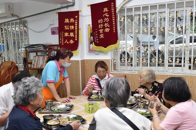 四川今年安排3.79亿元改造公办养老机构