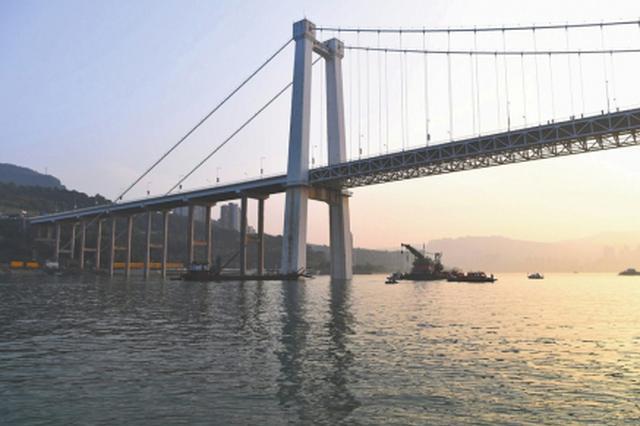 重慶萬州長江二橋公交車墜江 原因已初步查明
