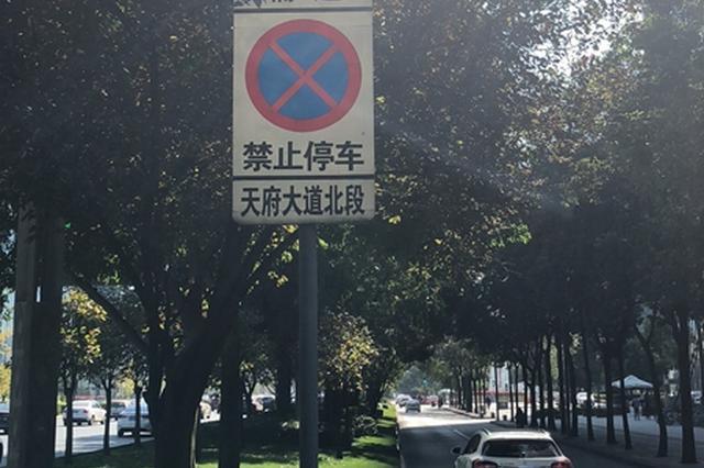 成都高新南區布設22套全球眼 嚴查違法停車