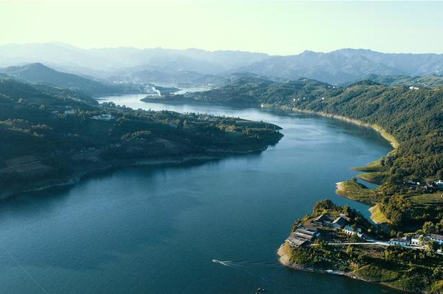 四川一年多完成近6成入河排污口整改