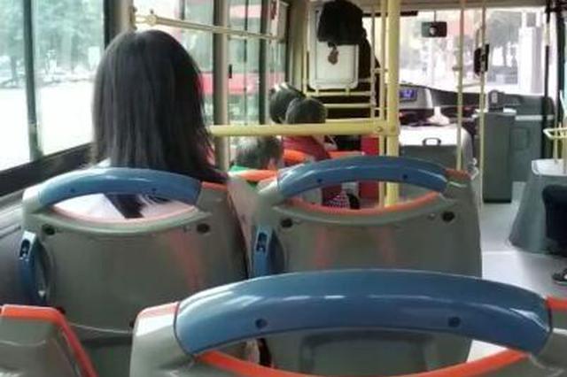 资阳公交车上一女子辱骂司机:有本事往嘉陵江里冲 真相是